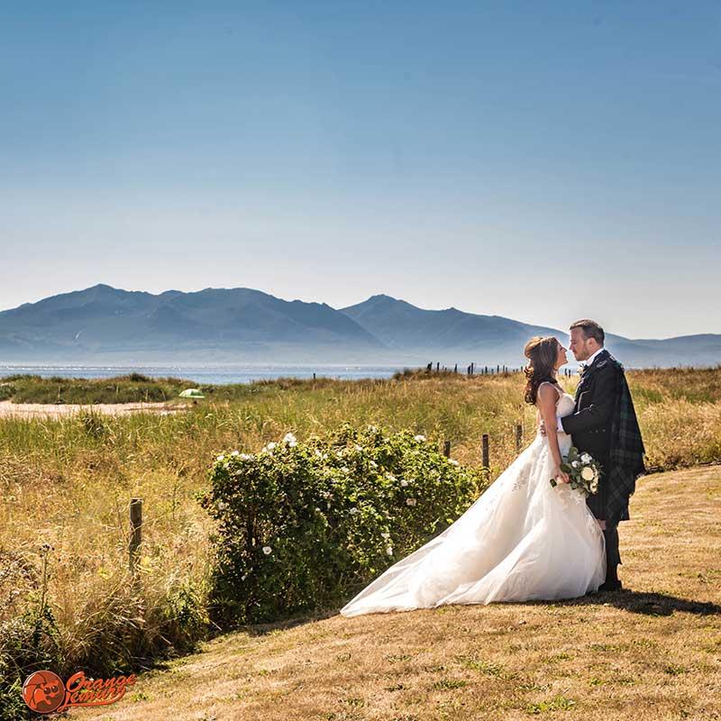 The Waterside Hotel wedding